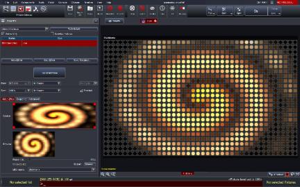 Matrix pixel mapper