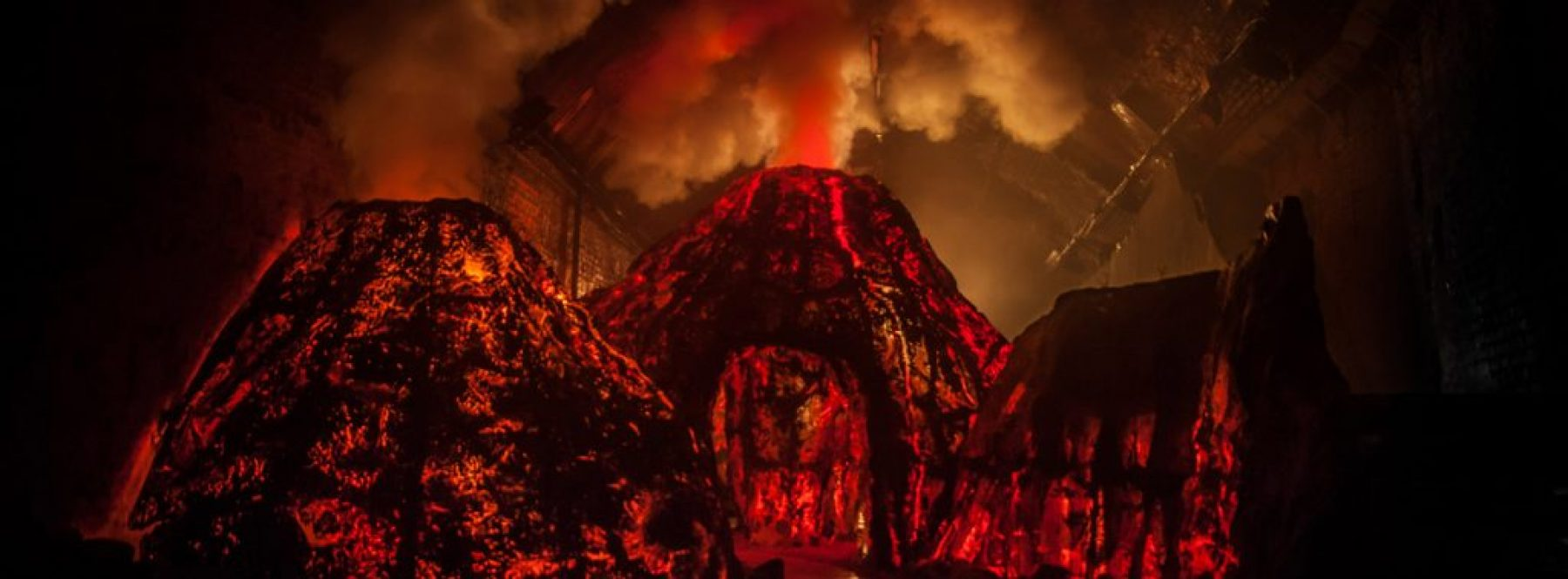 Vista 3 by Chroma-Q Adds Visual Magic Touch to New Immersive Show at The Vaults
