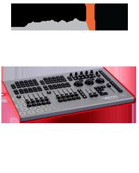 Vista by Chroma-Q EX control surface